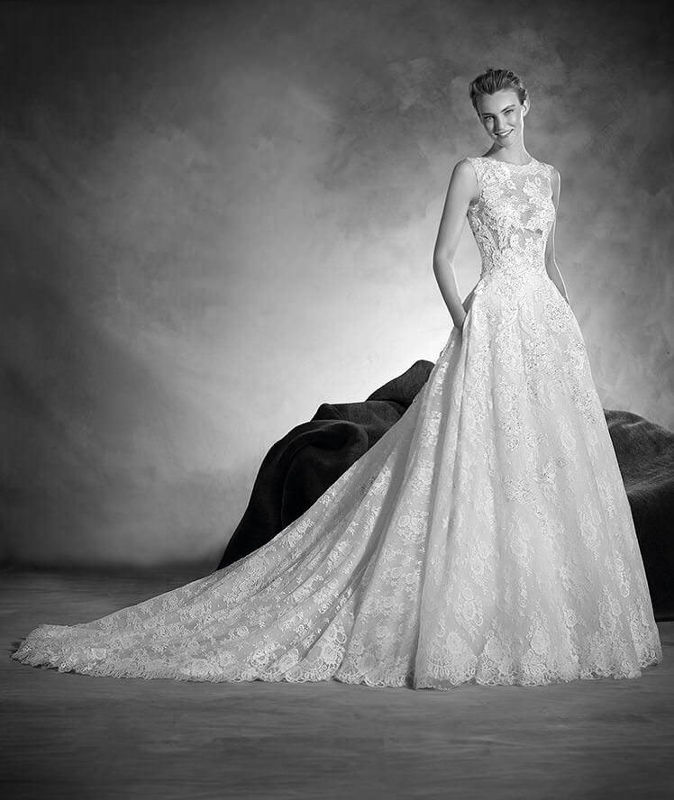 atelier pronovias wedding dress the bridal collection