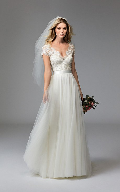 the bridal collection denver WToo wedding dress