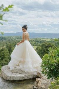 lazaro wedding dress the bridal collection