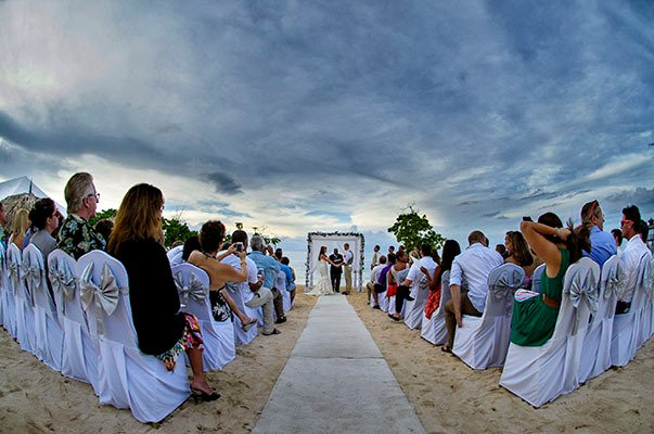 travis broxton beach wedding