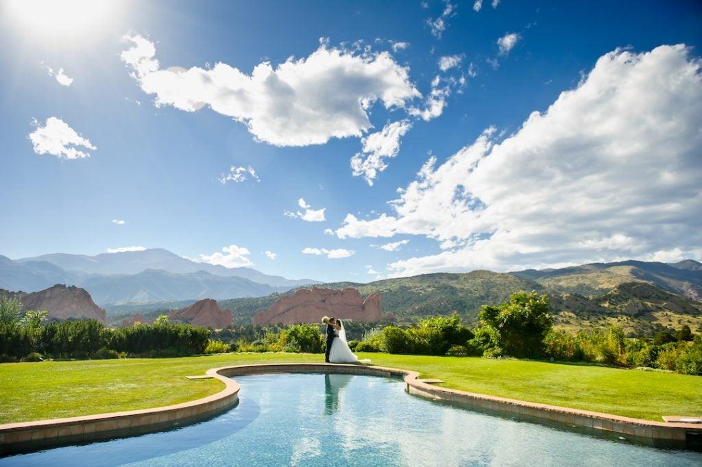 ... Garden Of The Gods Resort Wedding ...