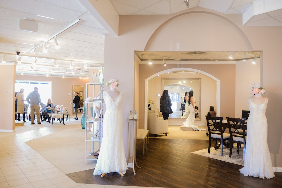 The Perfect Wedding Dress Shopping Day in Denver, Colorado