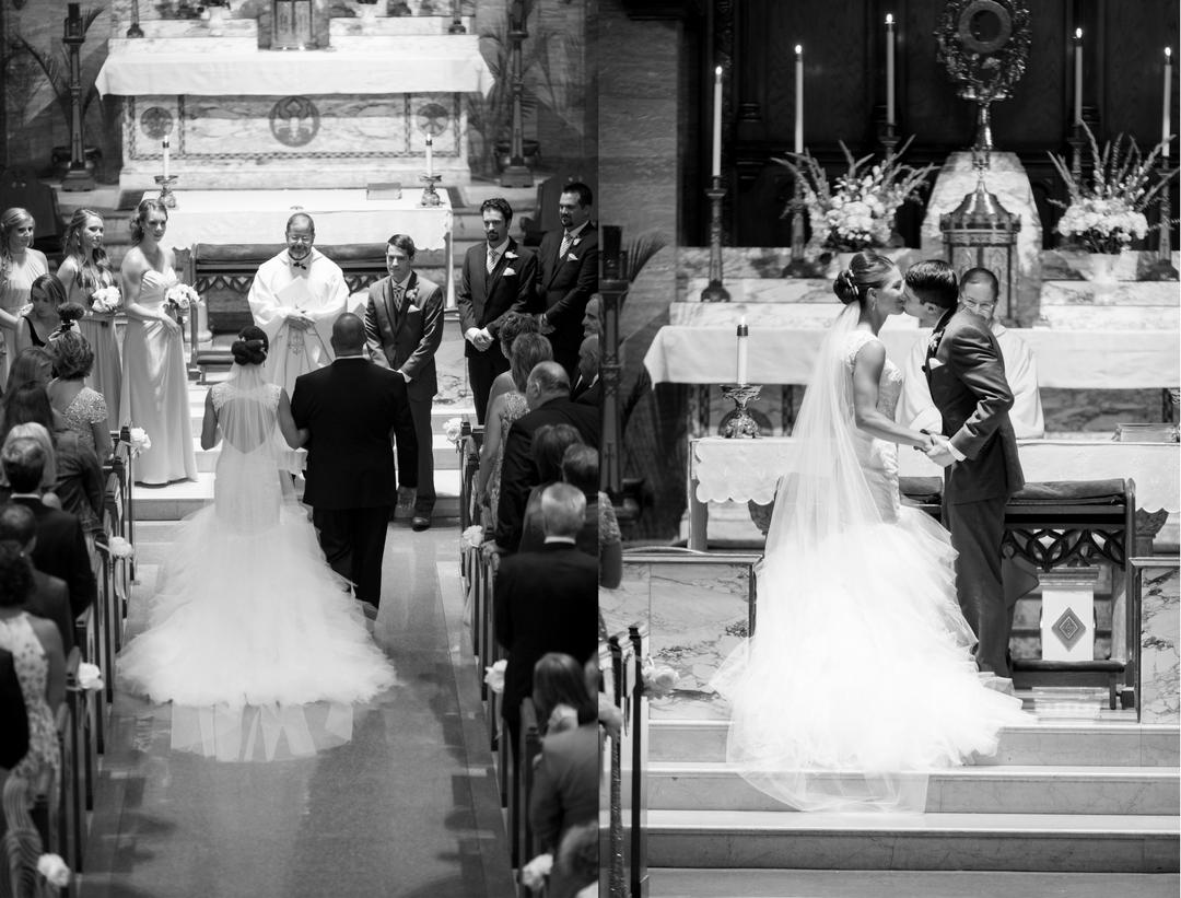 Downtown Denver Wedding - Morgan & Alex