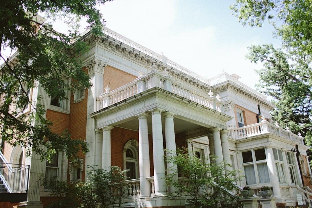 historic Colorado wedding venues