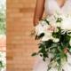 colorado bridal bouquet at grant-humphrey's mansion wedding