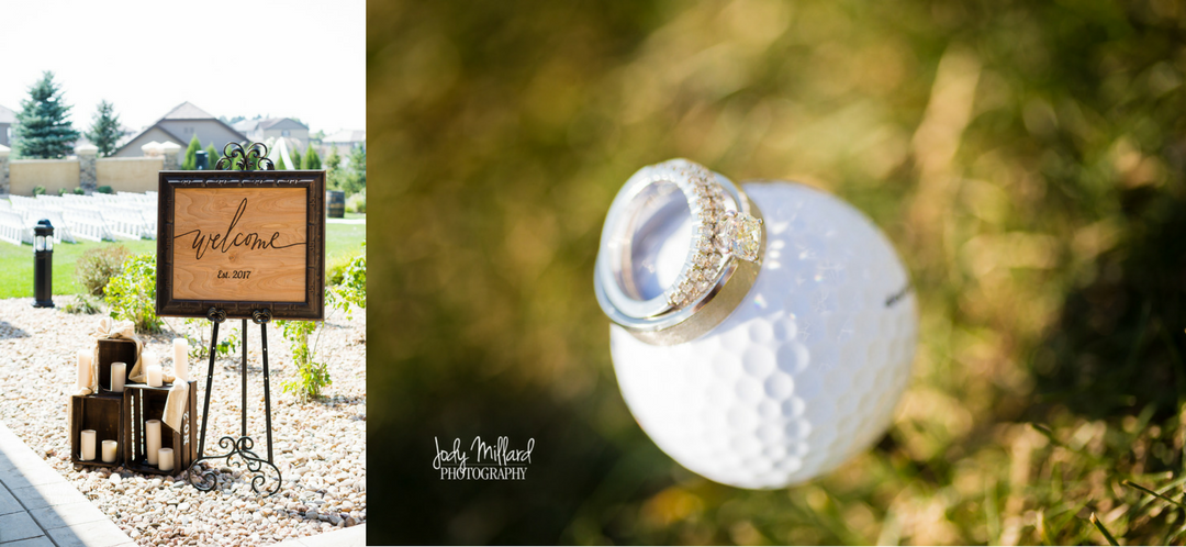 blackstone country club wedding details