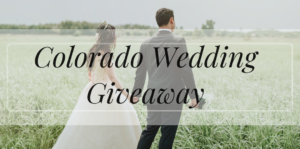 colorado wedding giveaway