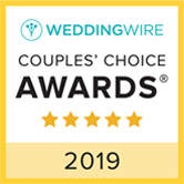 2019 Wedding Wire Couples Choice Awards