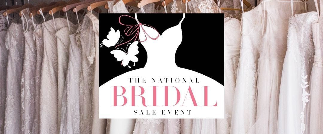 national bridal sale day denver
