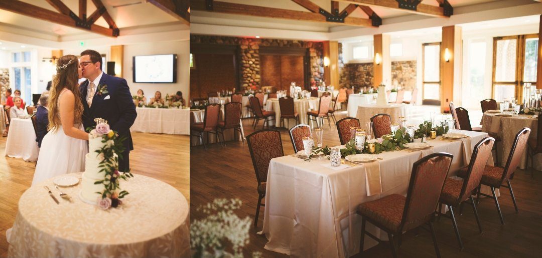 highlands ranch mansion wedding reception