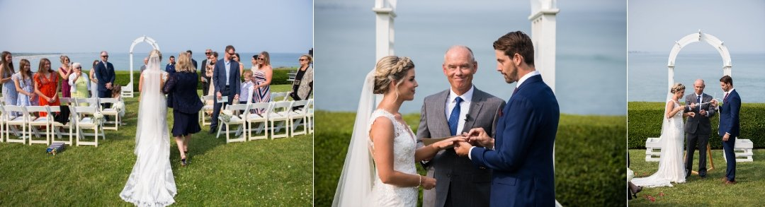 beachmere inn wedding ceremony