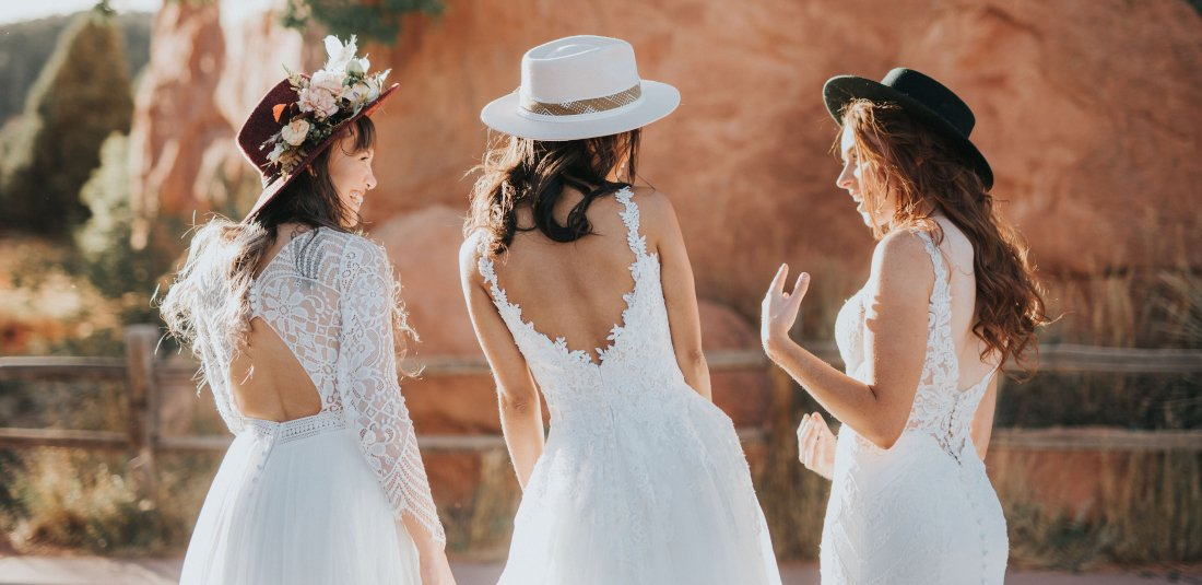 Collection of Kathryn Elizabeth Wedding Dresses