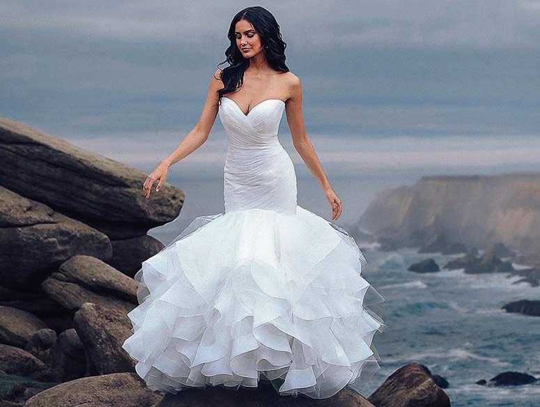 The Cinderella Wedding Gown The Bridal Collection